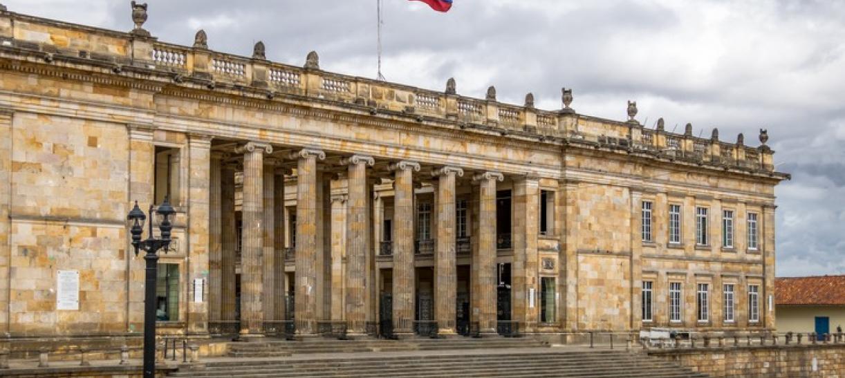 Agenda legislativa 2021 Colombia