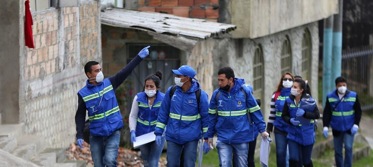 Nuevos giros de ayuda Bogotá Solidaria en Casa
