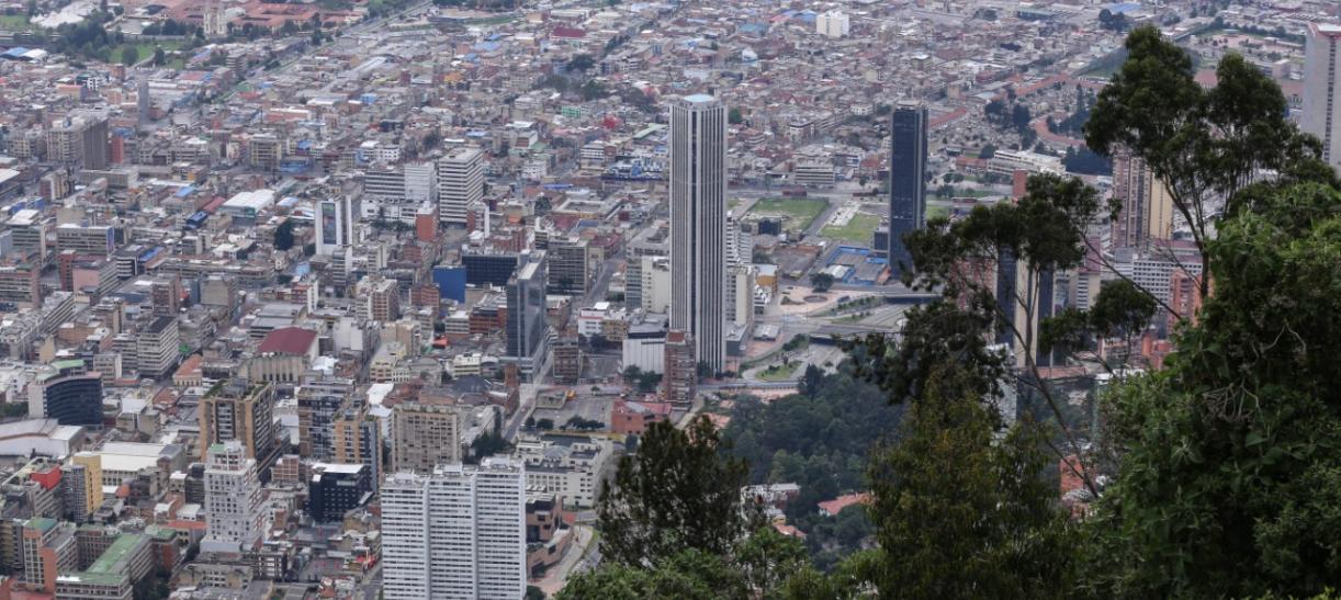 Cuarentena estricta en Bogotá