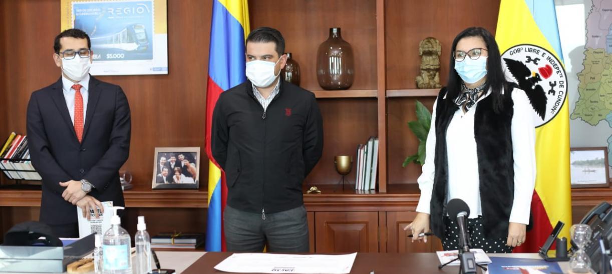 Gobernación de Cundinamarca decreta toque de queda en 116 municipios