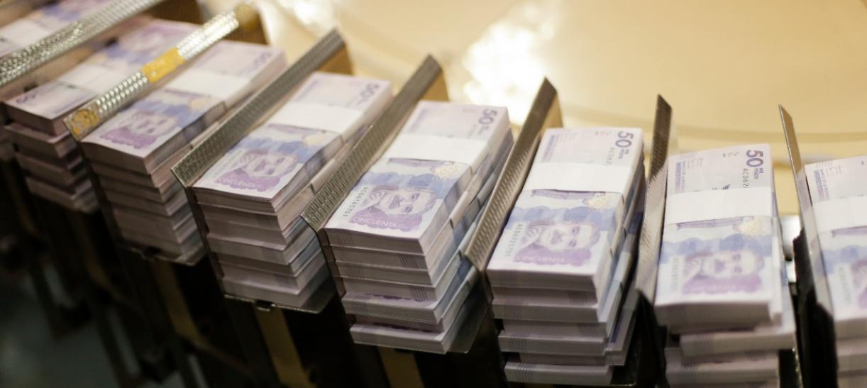 Imprimir más billetes