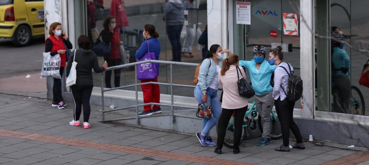 Indisciplina social en la pandemia