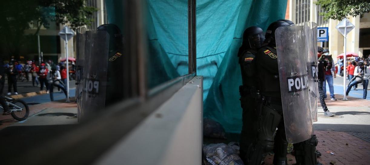 Policías caso Ordóñez