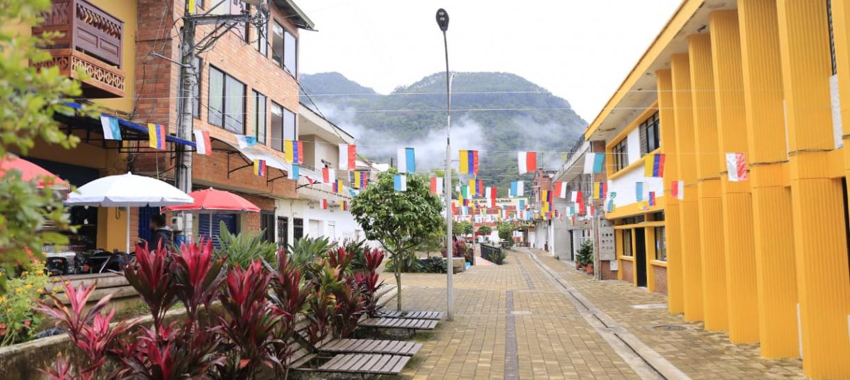 Restricciones en Antioquia
