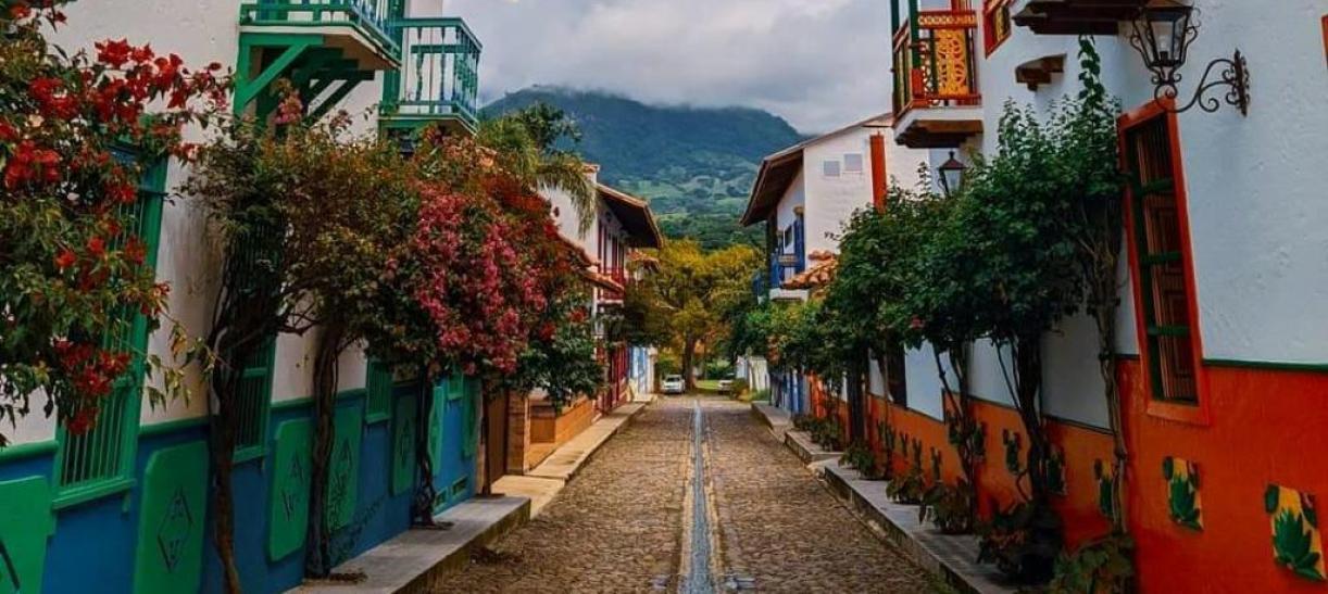 Top 10 de los pueblitos más bonitos de Colombia