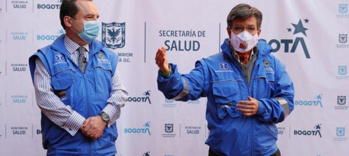 Alcaldesa Claudia López declara cuarentena por localidades