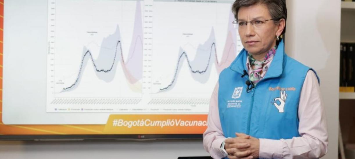 Nuevas medidas en Bogotá