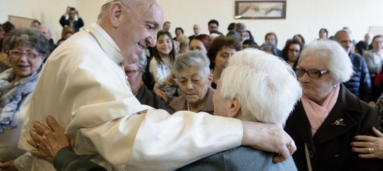 Día de los Abuelos Papa Francisco