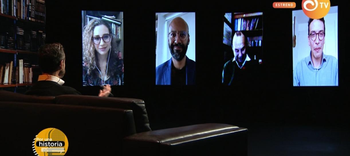 Día del periodista en RTVC Por una historia bien contada