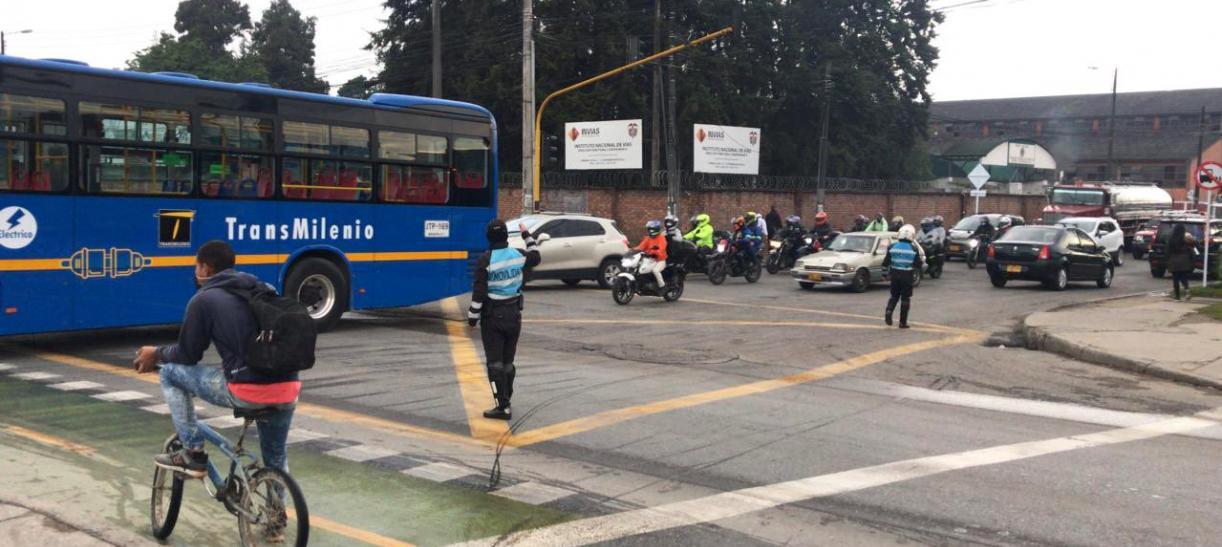 Sacar el carro de patios Bogotá