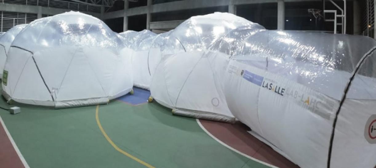 Unidades de aislamiento portátil