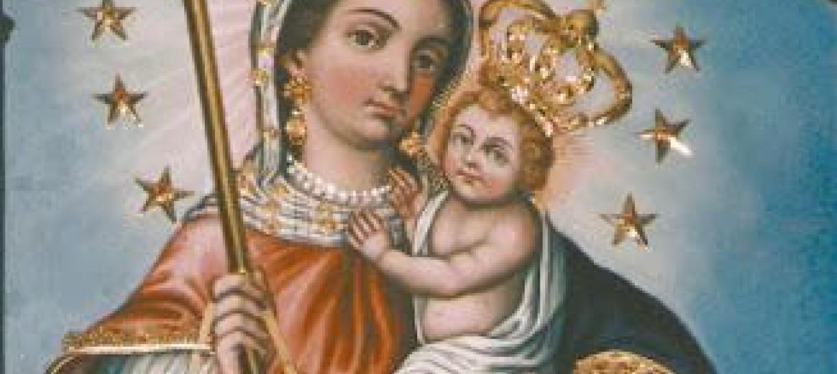 Virgen de la Candelaria origen de la celebración