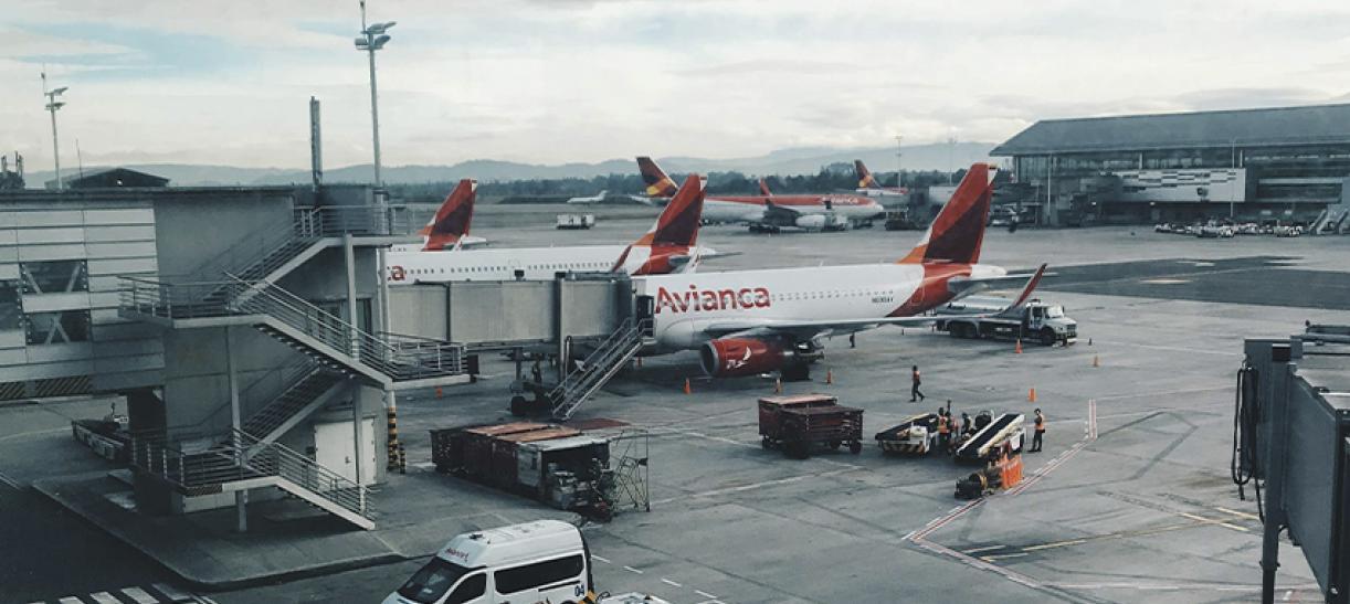 Las 24 rutas suspendidas por Avianca