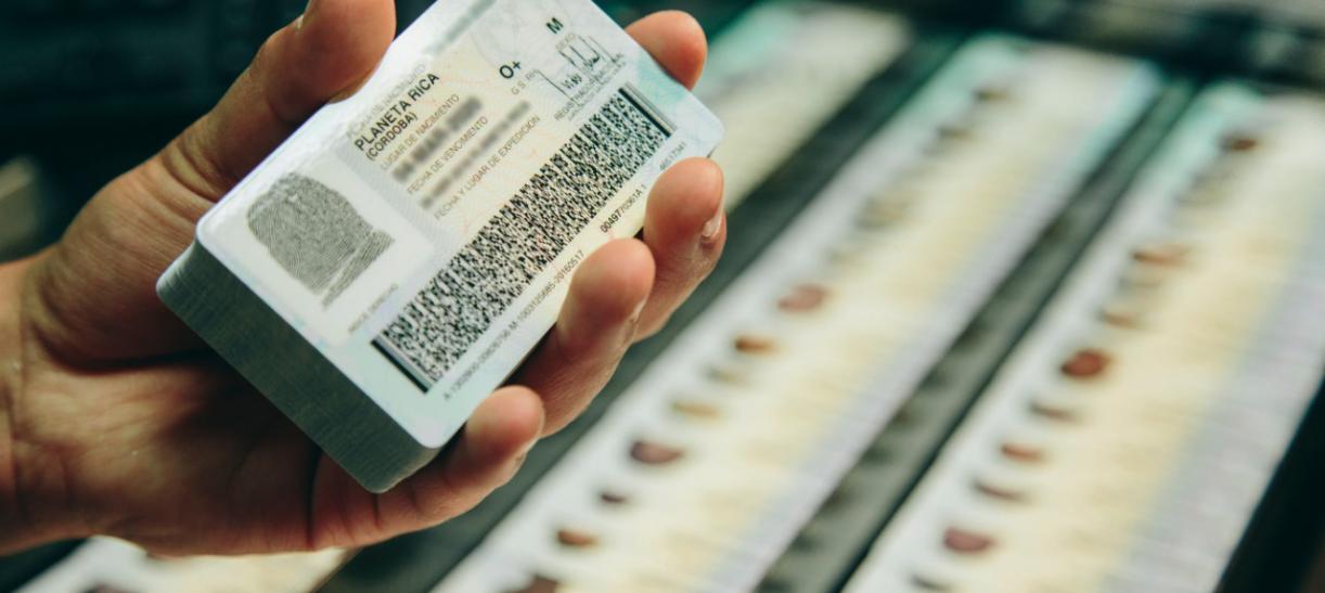 Documento de identidad tarifas duplicados