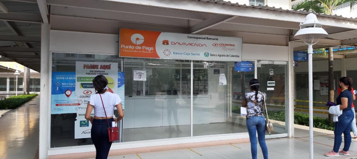 Familias en Acción cambio de banco