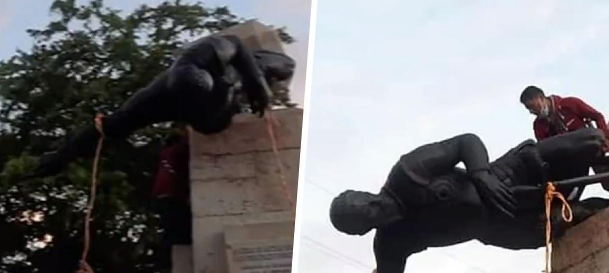 Estatua de Sebastián de Belalcázar