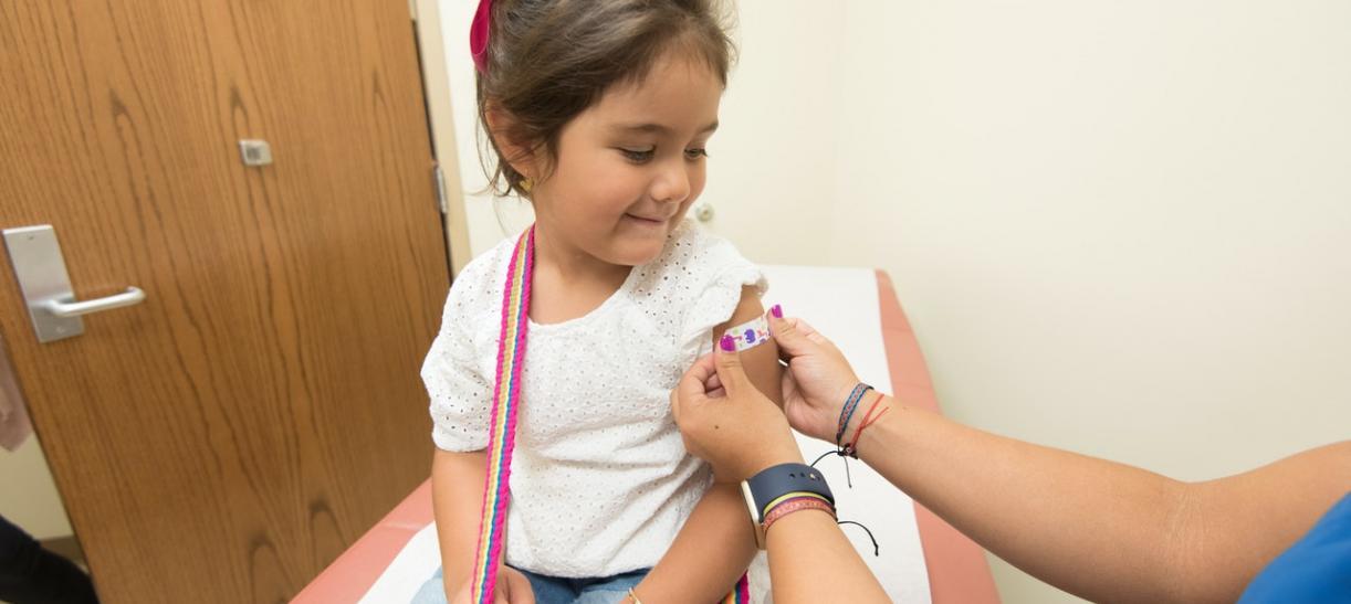 vacunación contra sarampión y rubéola Colombia