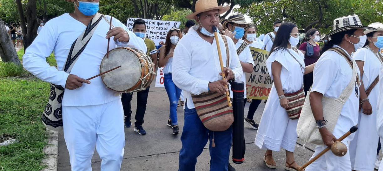 Qué necesitan las comunidades indígenas de Colombia