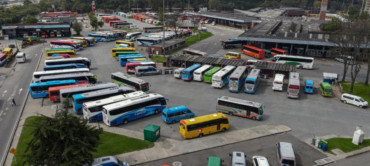 terminal de transporte