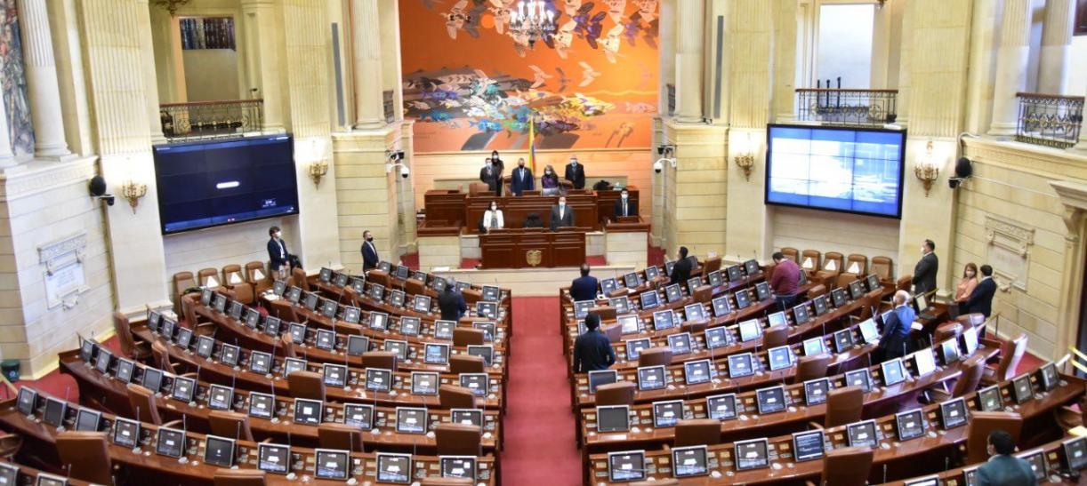 Estado y Gobierno Colombia