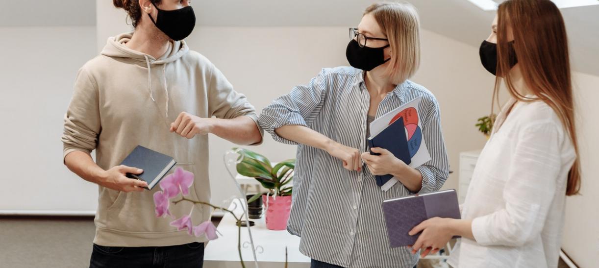 Ambiente empresarial en medio de la pandemia