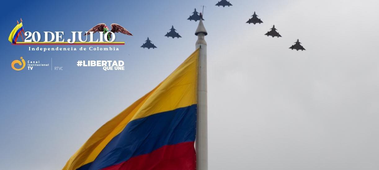 Revista aérea sobrevolando la Escuela Militar