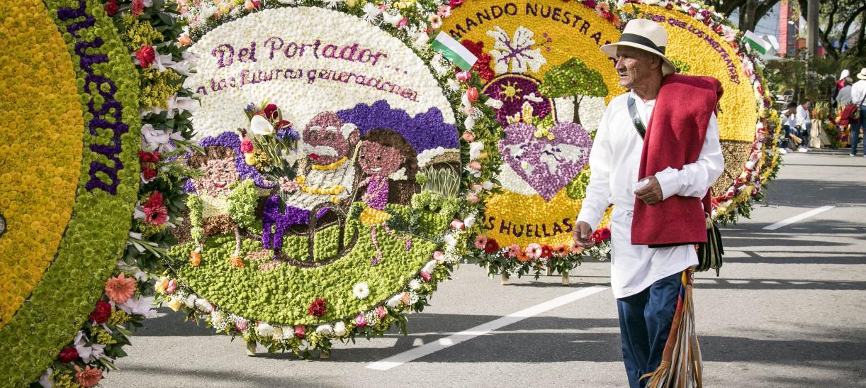 Feria de las Flores 2021