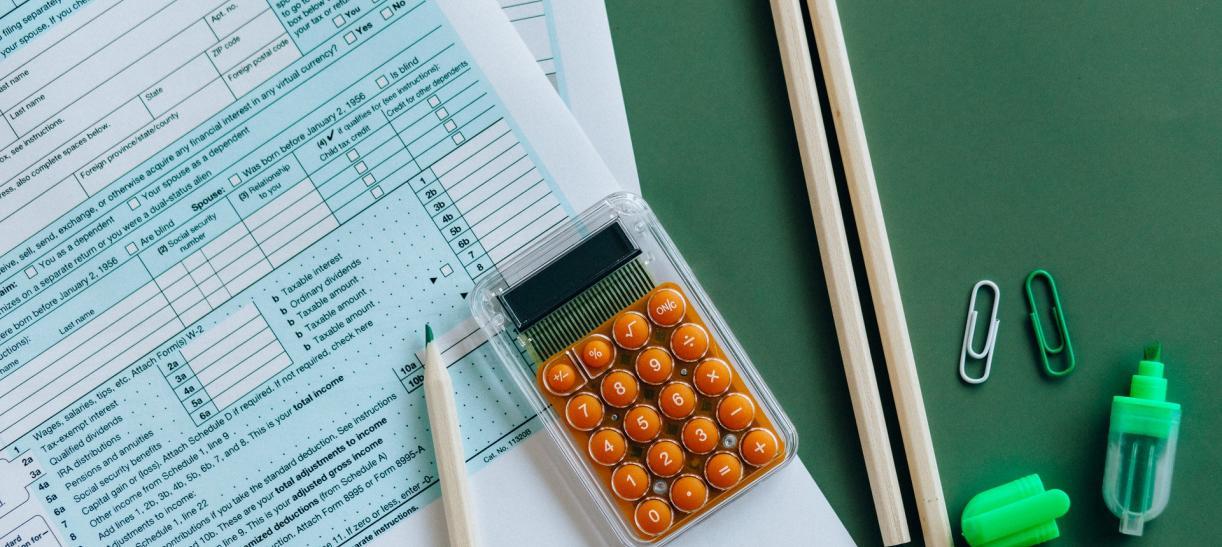calculadora finanzas declaracion de renta