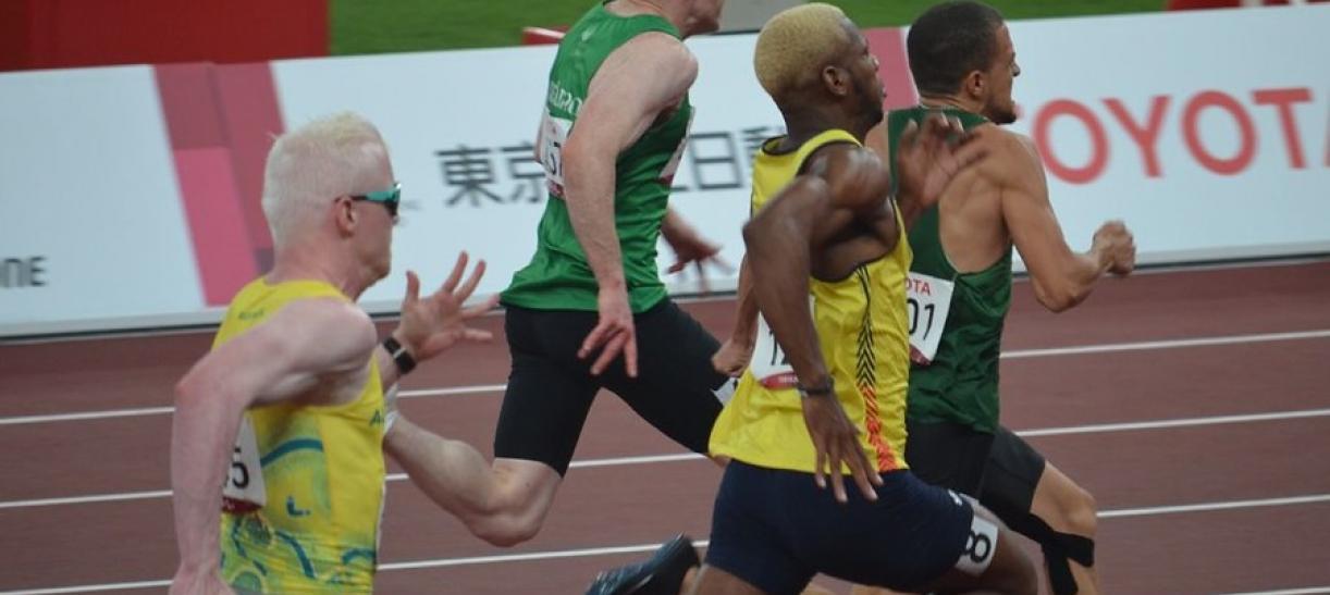 Colombia completa 12 medallas en los Paralímpicos de Tokio