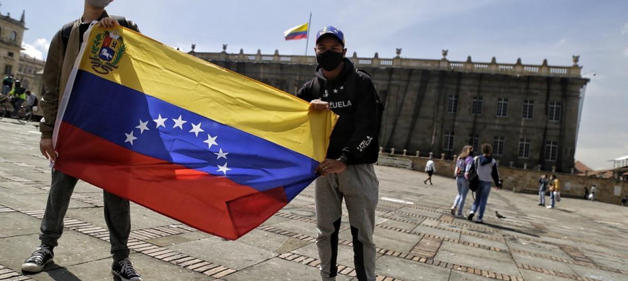 Más de 1 millón de inscritos para el permiso para venezolanos