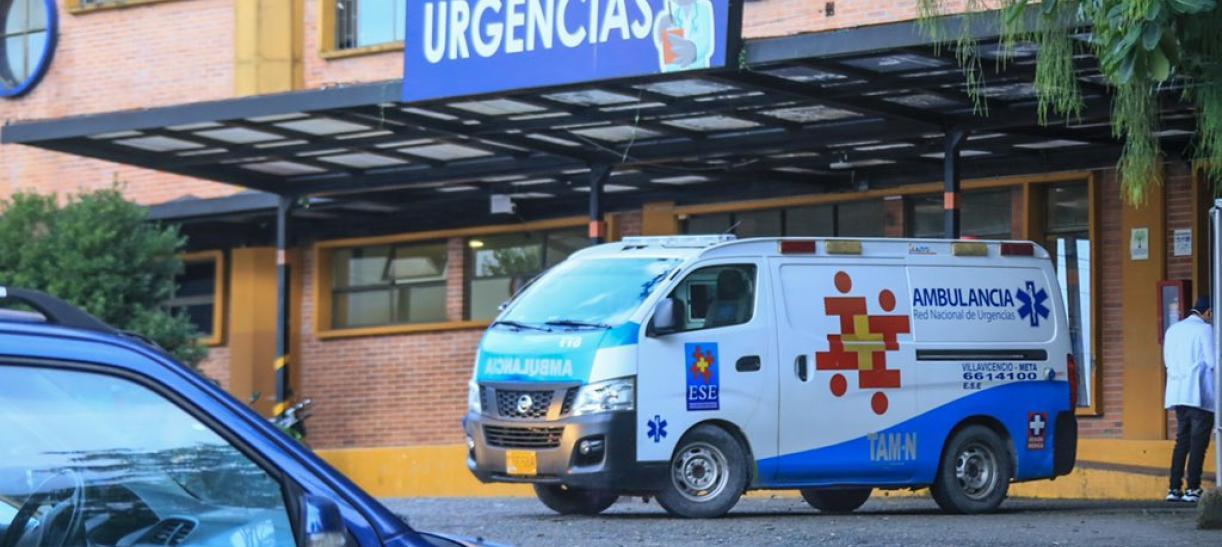 Hospital Departamental de Villavicencio