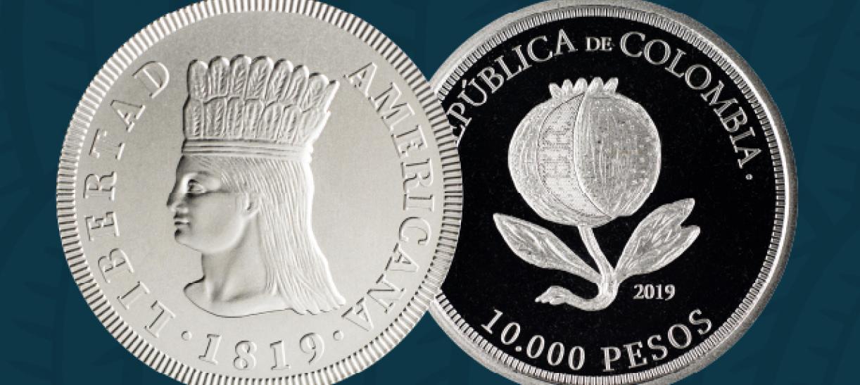 Así puedes adquirir la moneda conmemorativa del Bicentenario
