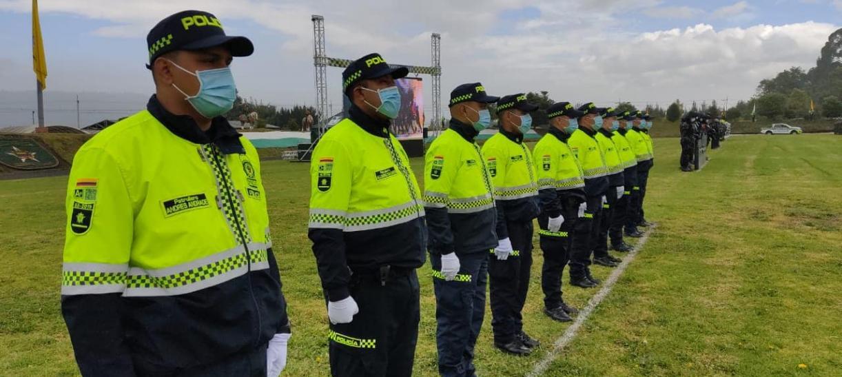 Proceso de Transformación de la Policía