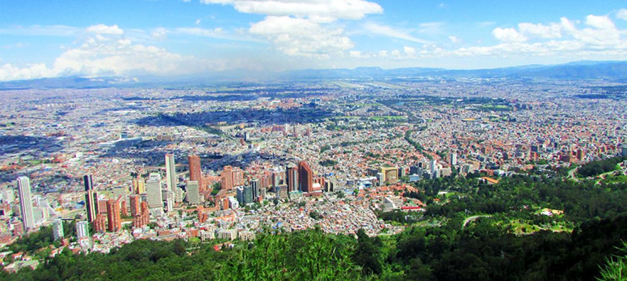 Nueva Normalidad Bogotá