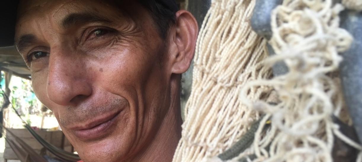 Campesinos de Colombia