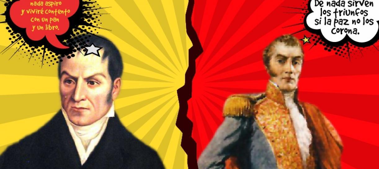 personajes de la independencia de colombia