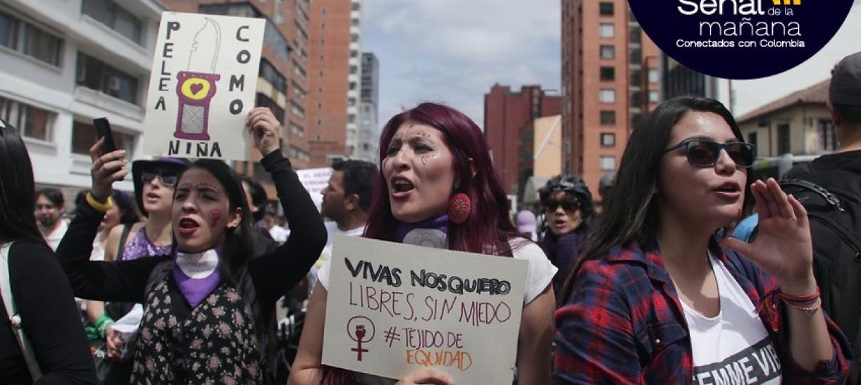 El feminicidio en Colombia sigue en aumento