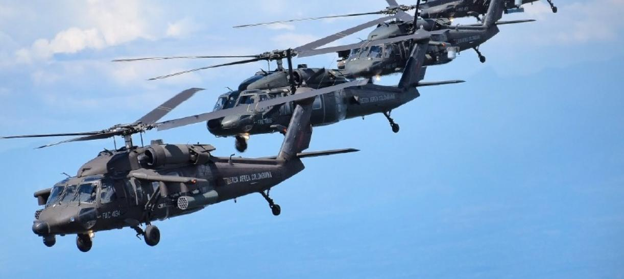 helicoptero ejercito