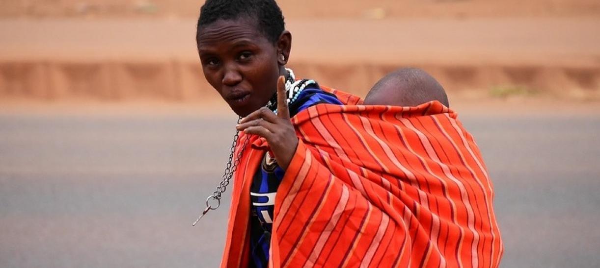Niñas tanzania