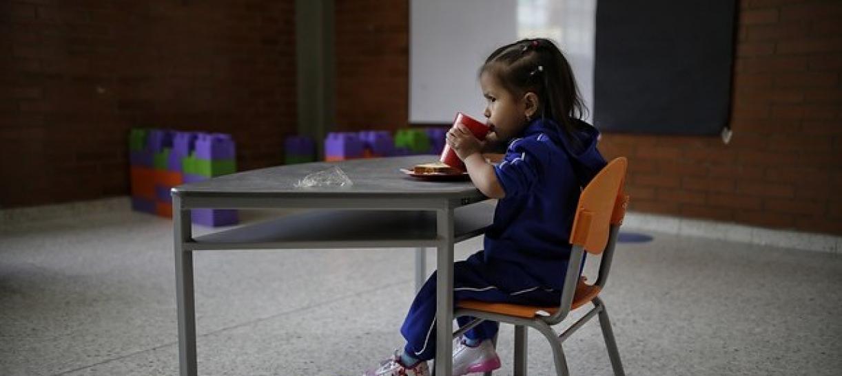 Programa Alimentación Escolar