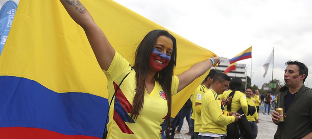 Recomendaciones Partido de Colombia