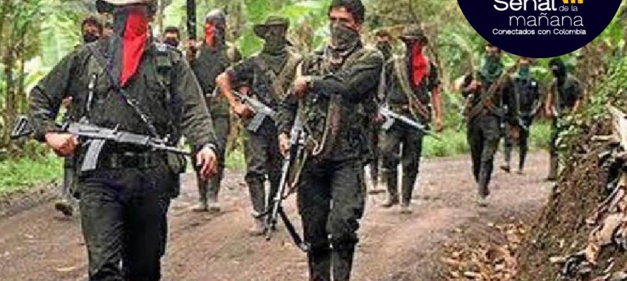 No cesan los secuestros del Eln en Colombia