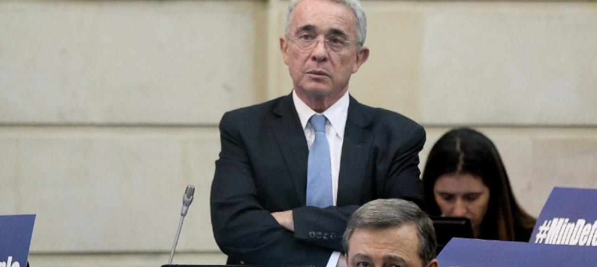 Álvaro Uribe coronavirus