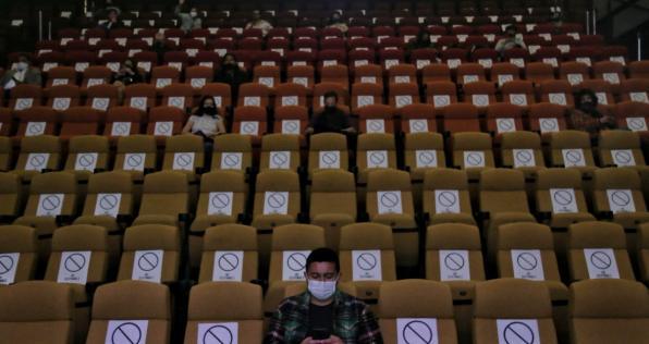 ¡Regresan los cines!: conoce los protocolos para asistir con bioseguridad