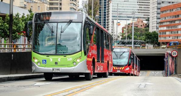 Consejos para evitar contagios en el transporte público