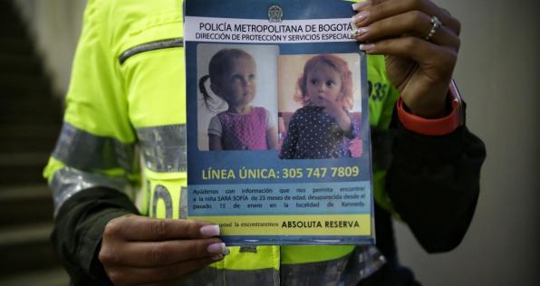 ¿Por qué dejan nuevamente en libertad a señalados de la desaparición de Sara Sofía?