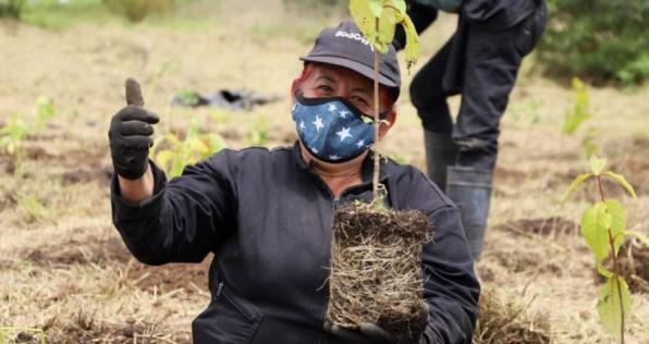 Abren convocatoria de mil 'empleos verdes' para mujeres en Bogotá