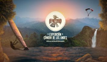 Logo de la Expedición Cóndor de los Andes