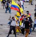 manifestaciones Colombia