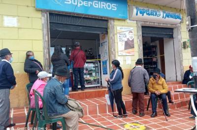 ¡Iniciaron los pagos pendientes de Ingreso Solidario a no bancarizados!